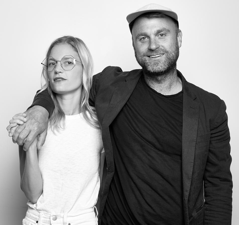 Laura Dopp & Andrew Tracy