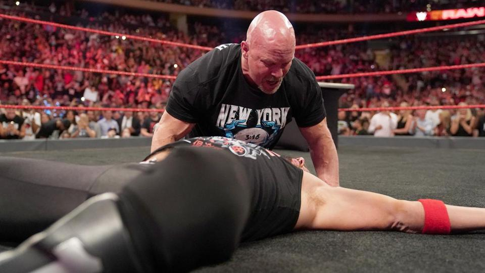 WWE Raw Back In Major Ratings Trouble After Falling 15% Amid Return Of NFL