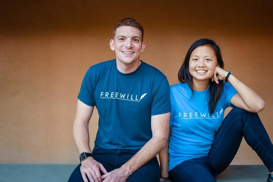 FreeWill cofounders