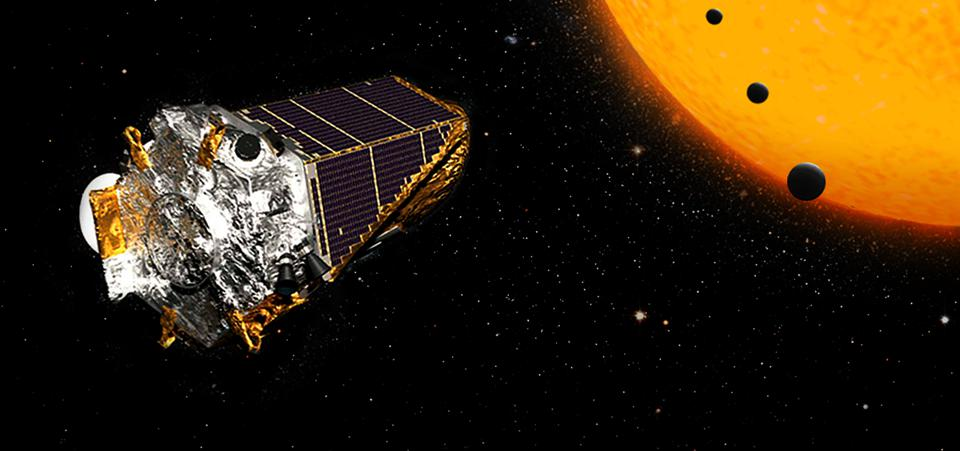 K2-18b was discovered in 2015 and is one of hundreds of found by NASA's Kepler spacecraft.