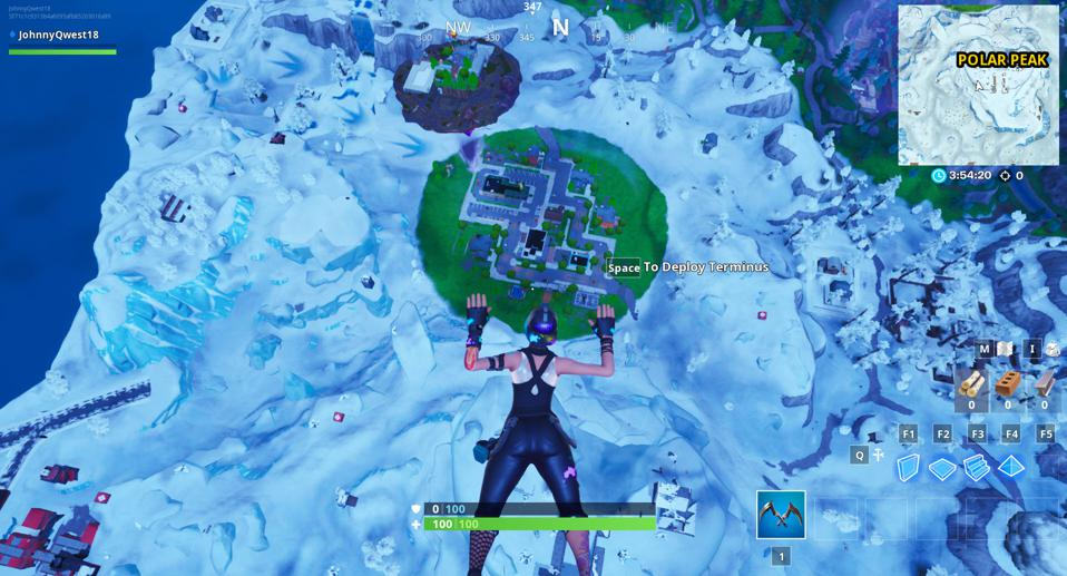 Fortnite Brings Back Greasy Grove And Moisty Mire As New