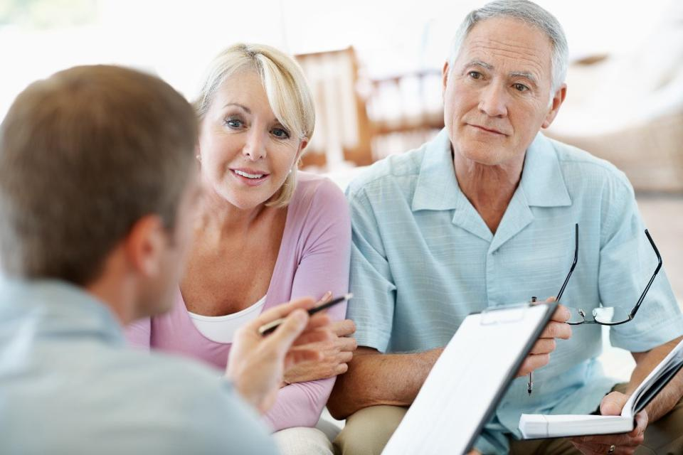 Annuities can provide lifetime income for the retiree and can continue that income stream to the surviving spouse with no reduction or change, if properly designed.