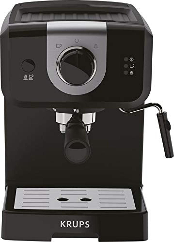 KRUPS Espresso and Cappuccino Coffee Maker