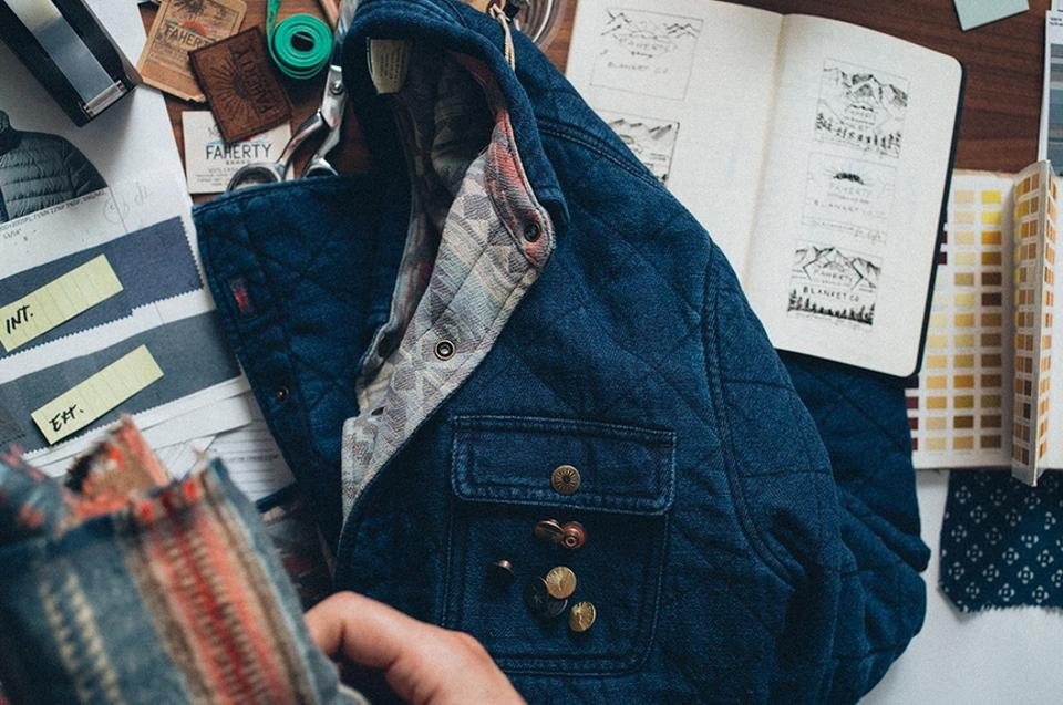 Faherty sustainable fashion