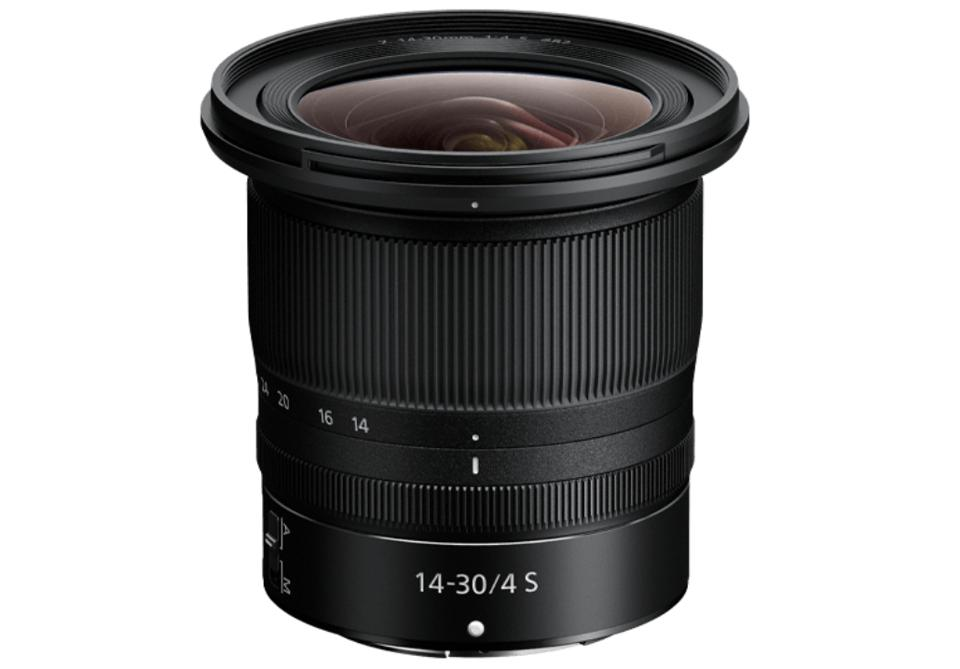 Nikon's 14-30mm f/4 for their Z mount cameras.