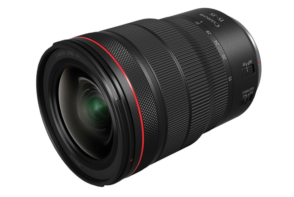 Canon's 15-35mm for their R mount cameras
