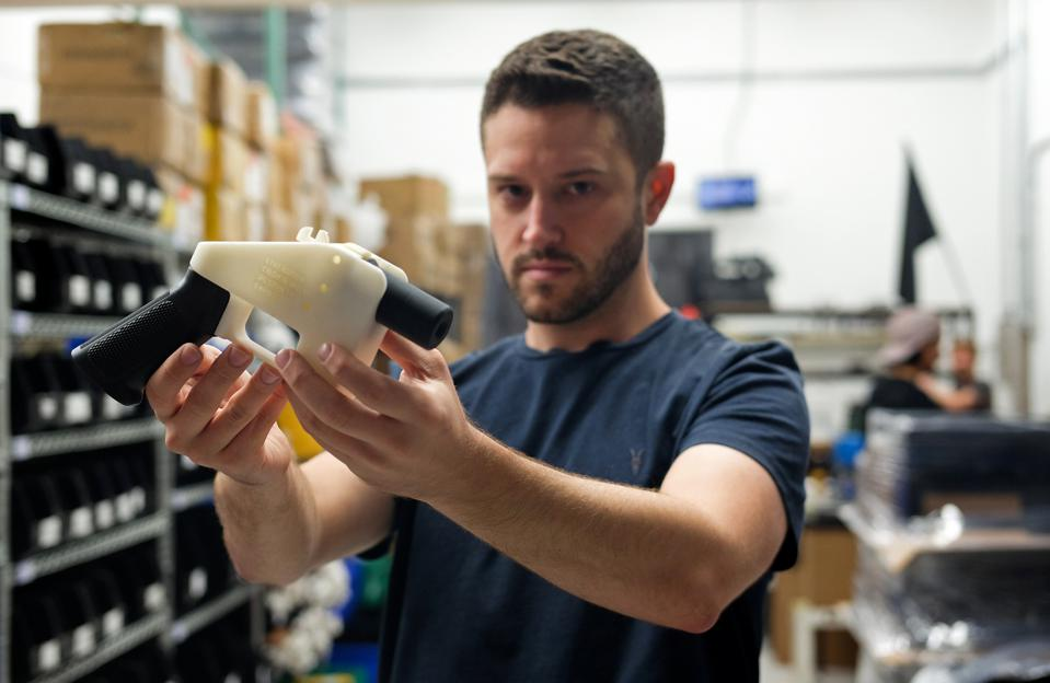 Soon, People May Be Able To Use 3D Printers To Build Weapons Of Mass Destruction
