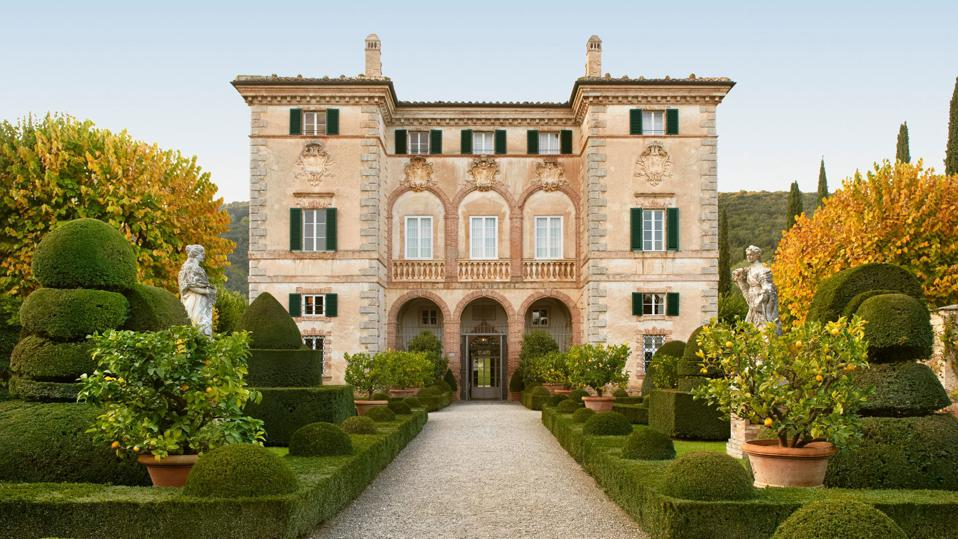 The Best Villas In Tuscany