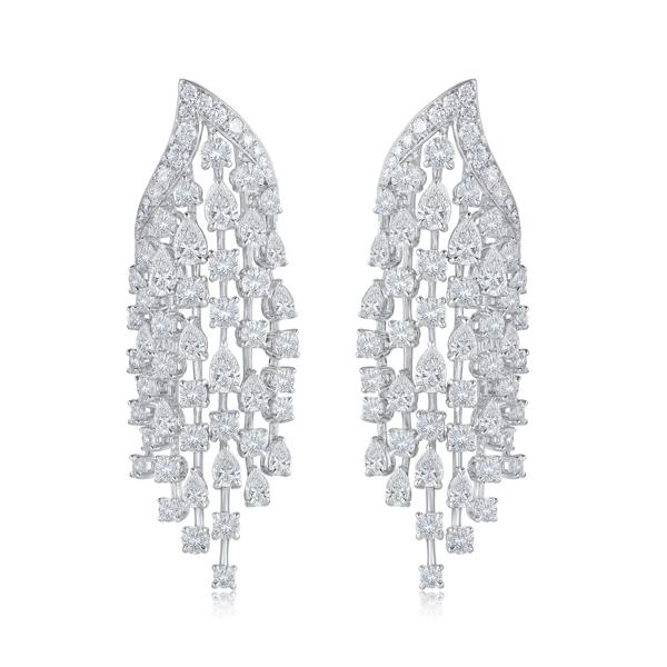 High-Jewelry Brand Harakh Makes U.S. Debut With Exquisite Diamond Jewelry