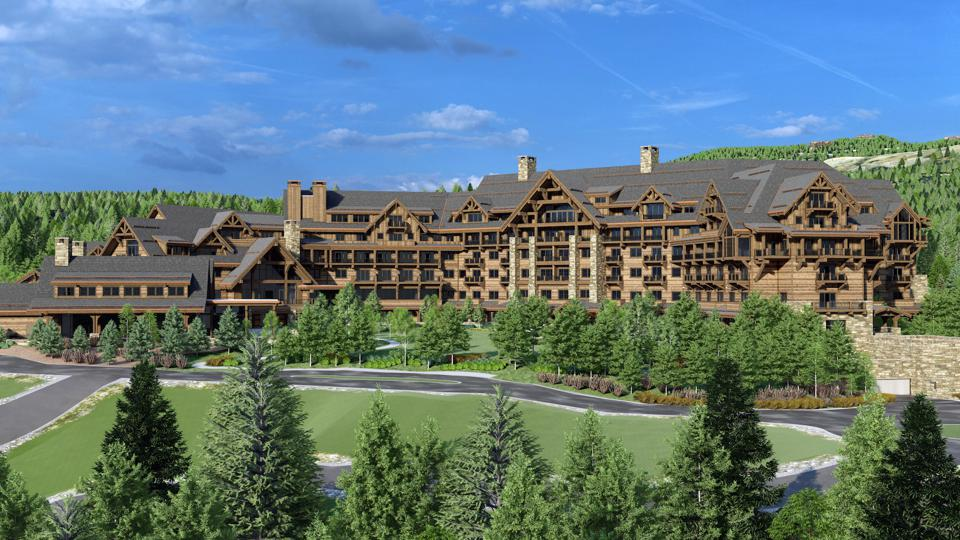 Montage Big Sky will be the first ultra-luxury resort in the Big Sky, Montana market.