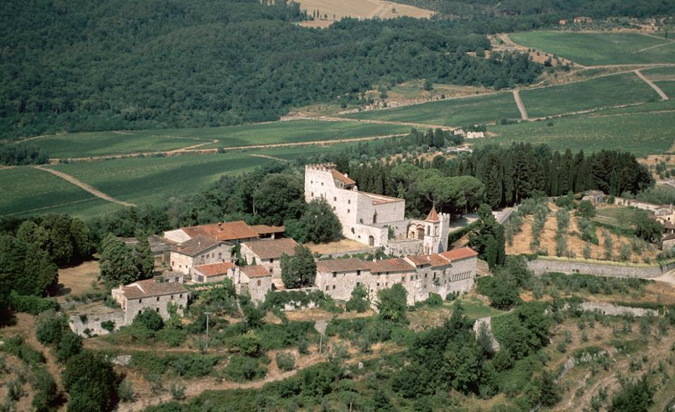 Castello di Nipozzano..