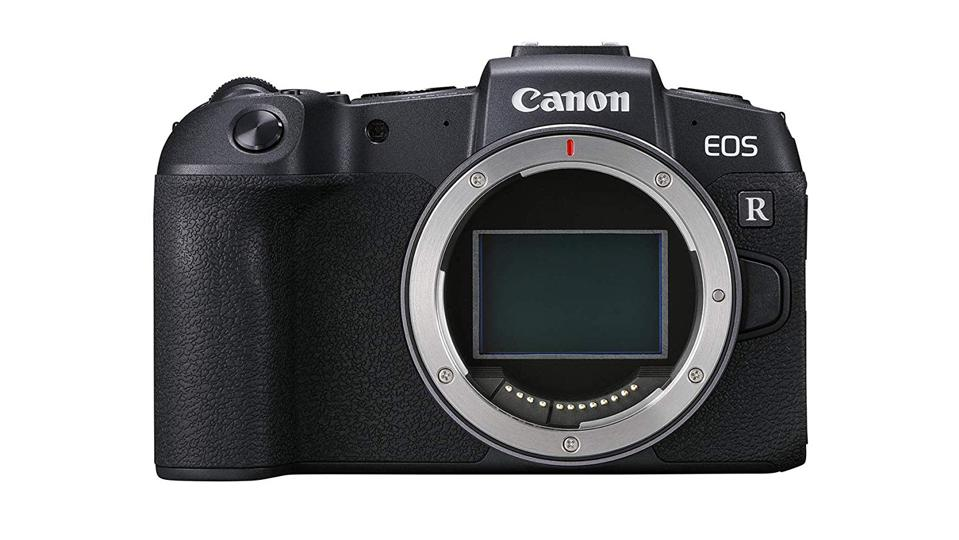 The Canon EOS RP is the legendary cameramaker's foray into mirrorless tech.