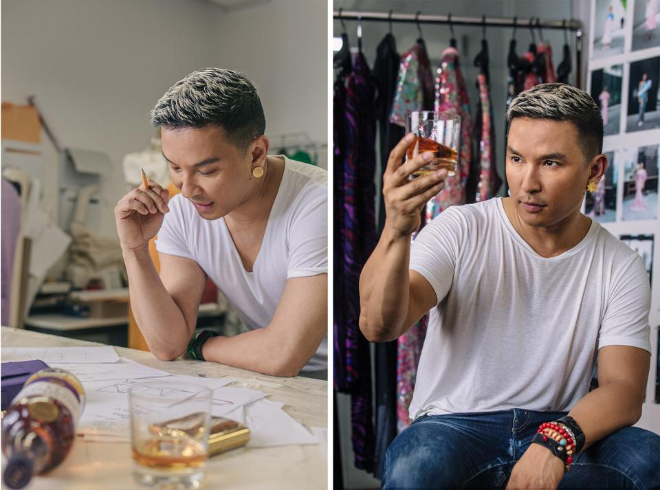 Prabal Gurung x the Glenlivet