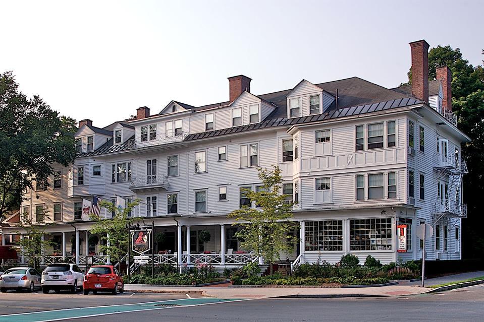 Red Lion Inn in Stockbridge, Massachusetts