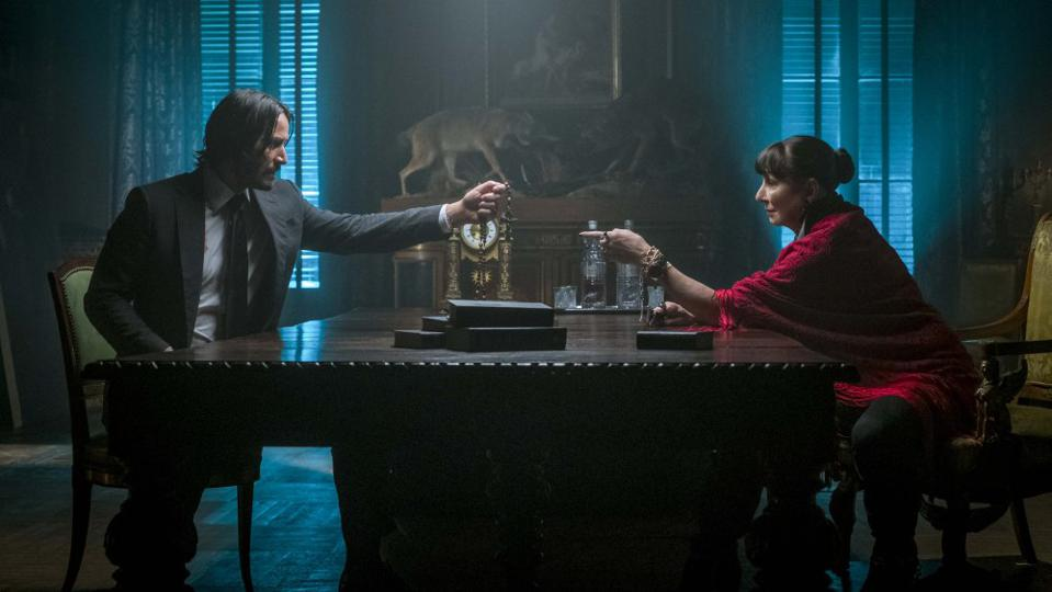 Blu-ray Picks: John Wick And Stallone And Zombies, Oh My!