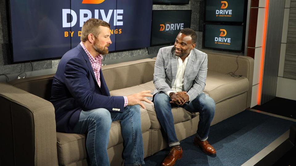 Former New England Patriots offensive lineman, Matt Light sits down with DRIVE Co-Founder, Rashaun Williams