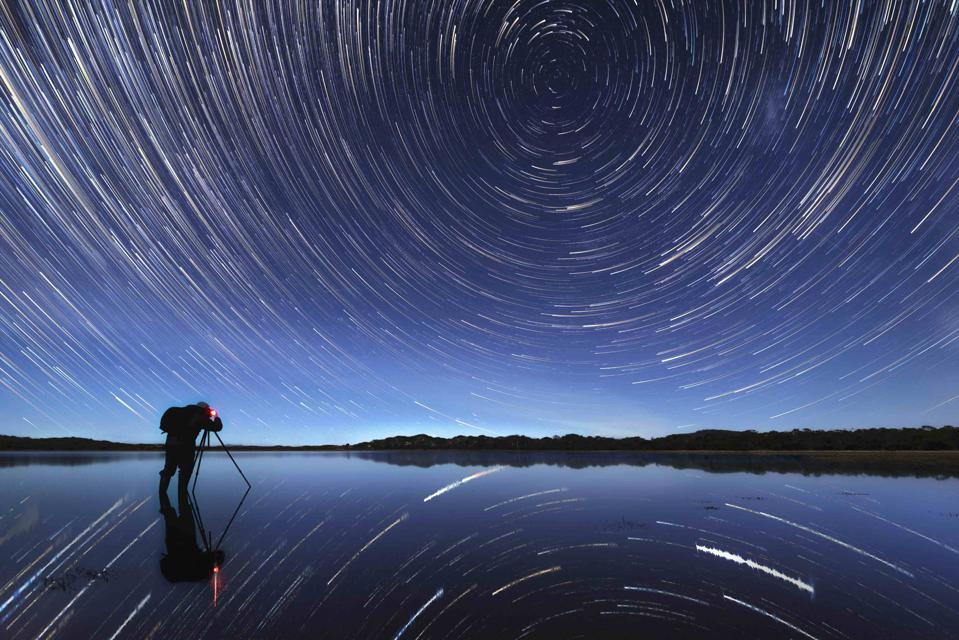 Cosmic Plughole © James Stone (Australia) - HIGHLY COMMENDED