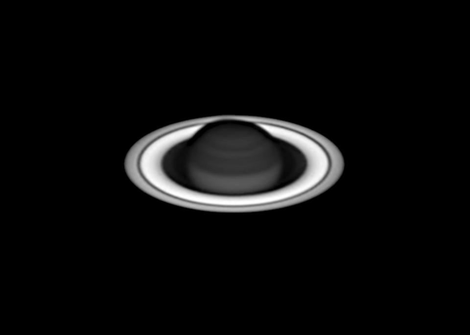 Black Saturn © Martin Lewis (UK) - HIGHLY COMMENDED