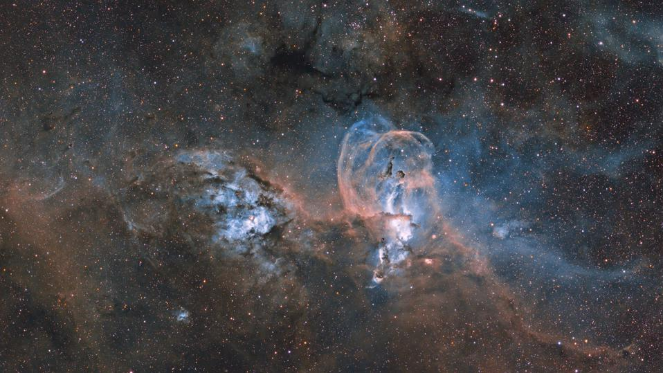 Statue of Liberty Nebula © Ignacio Diaz Bobillo (Argentina) - WINNER
