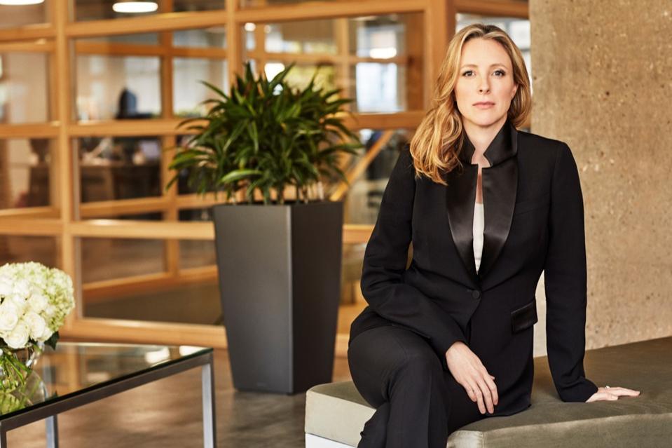 Stephanie Phair, Chair British Fashion Council