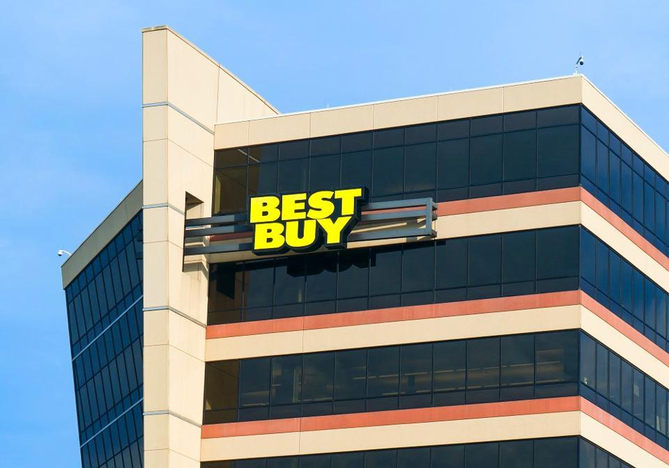 HQ of BestBuy