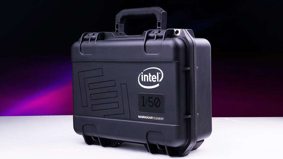 Maingear Element Hard Shell Case