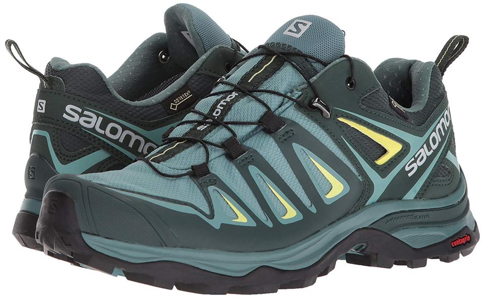 best hiking sneakers