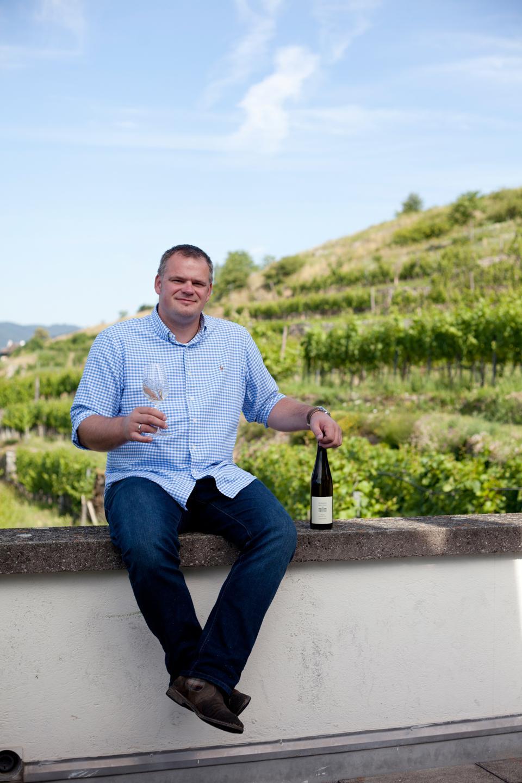 Domaine Wachau Winemaker Heinz Frischengruber