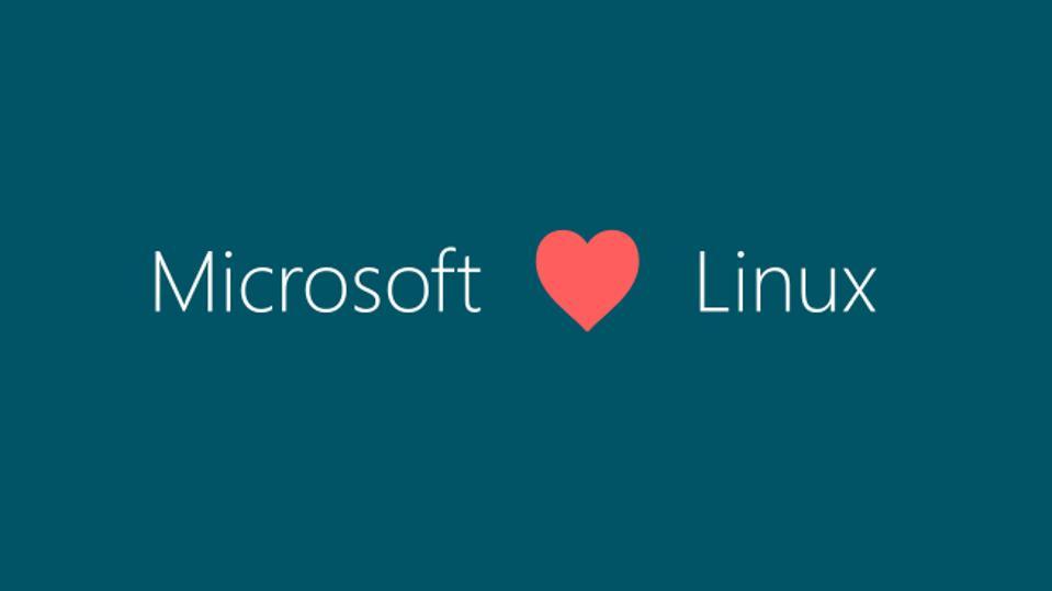 Microsoft's Christopher Scot prefers the tagline ″Microsoft runs on trust.″