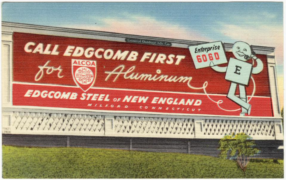 Edgcomb Steel of New England, Milford, Connecticut (81877)