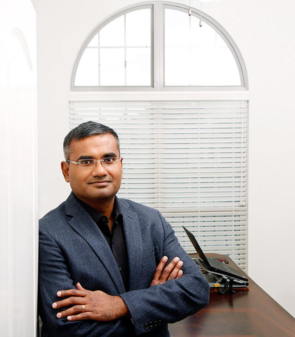 Bayer's Raj Pallapothu is working on creating the first mHealth platform for clinical trials, based on Oracle mHealth Connector Cloud Service technology.