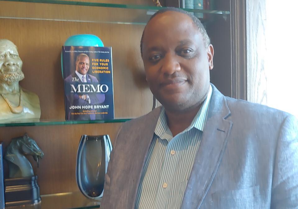 Paul Musembwa, CEO of Warp Developments