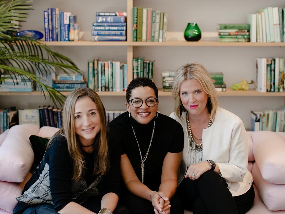 Have Her Back Co-Founders Caroline Dettman, Pamela Culpepper and Erin Gallagher