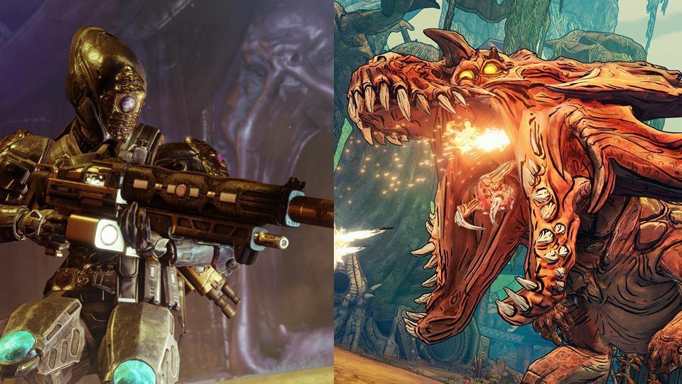 Borderlands 3 and Destiny 2