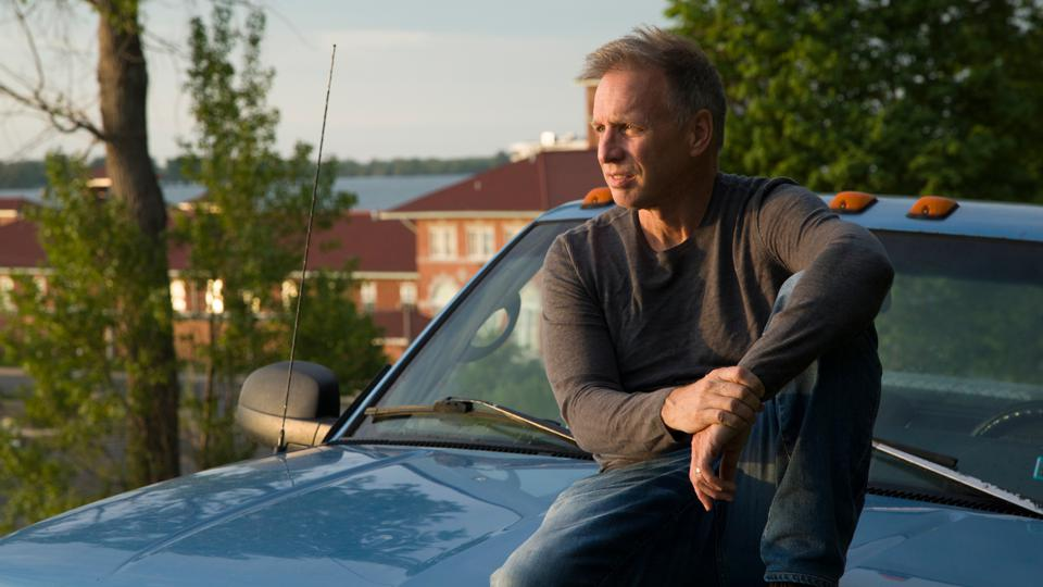 """Glenn Stearns graces television screens across the U.S. from the streets of Erie, Pennsylvania. Stearns, as the star of the new Discovery Channel show, """"Undercover Billionaire,"""" is tasked with turning $100 into a million-dollar company in 90 days, aided only by a cell phone and a pickup truck."""