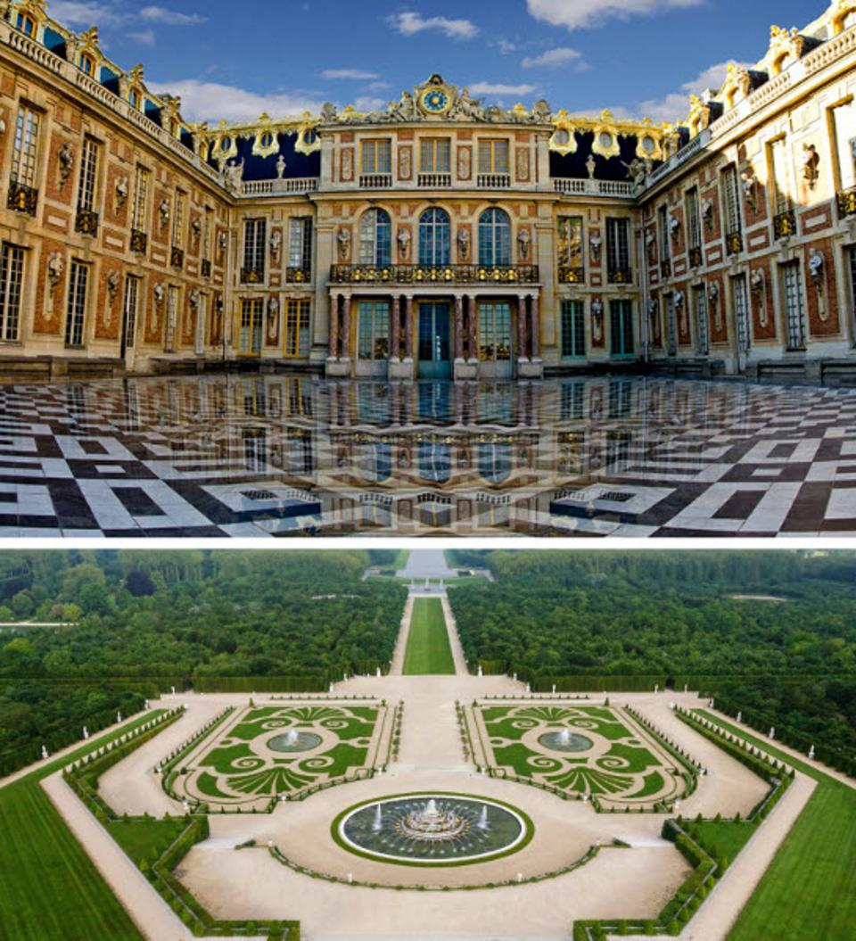Chateau Versailles all to your self
