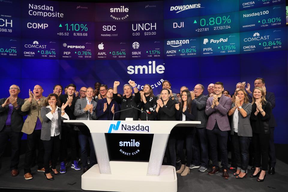 What's Next For SmileDirectClub After Its IPO?