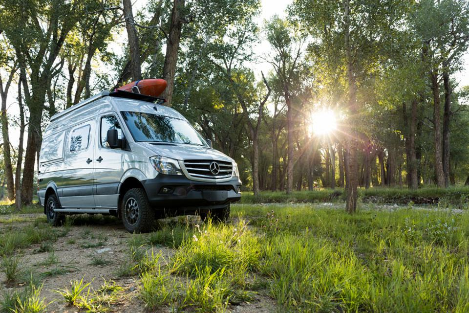 Rent The Van Life With Blacksford