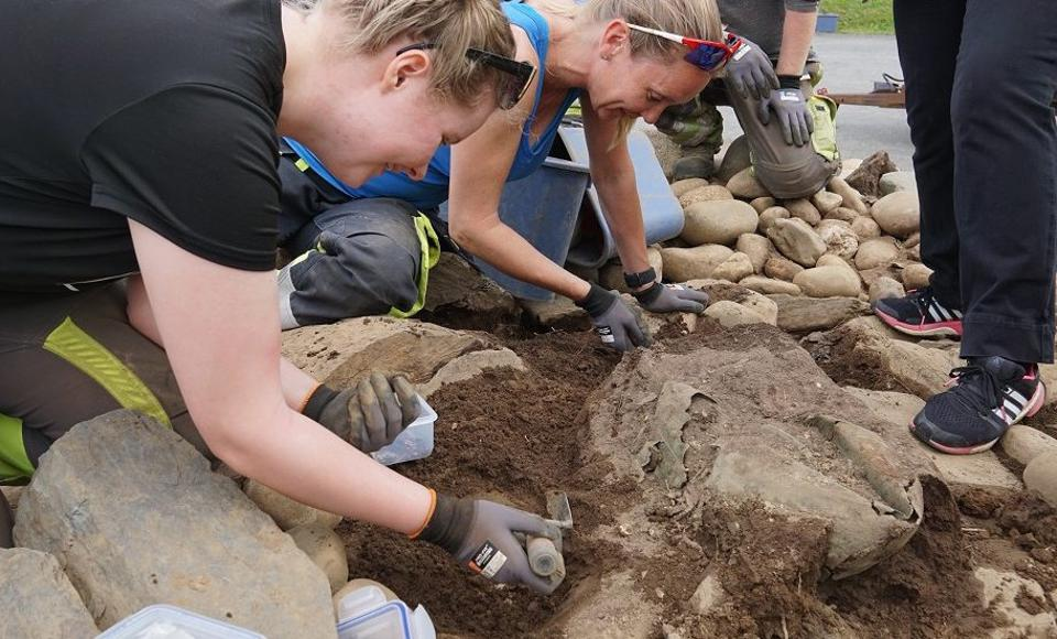Roman Age Discovery In Central Norway Excites Archaeologists