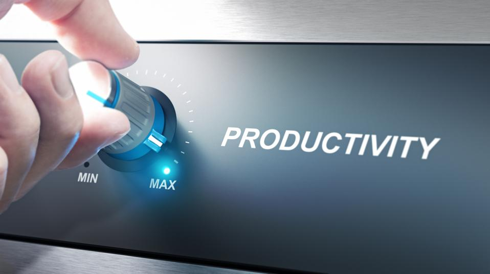 Time-Based Productivity No Longer Works: Here's What's Working