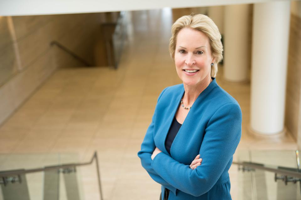 Nobelist Frances Arnold Is Nudging Nature To Make Your World Greener, One Small Evolution At A Time