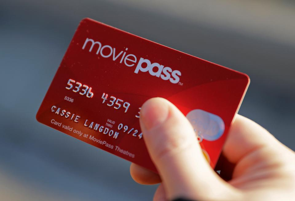 MoviePass Price Hike