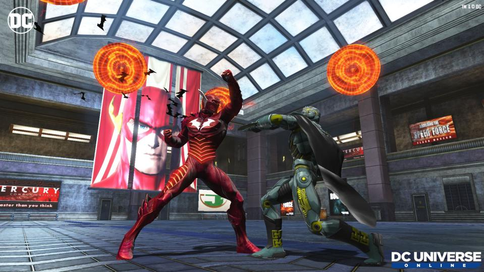 'DC Universe Online' Episode 35: Metal Part I Is Now Available, Bringing Players Into The Dark Multiverse