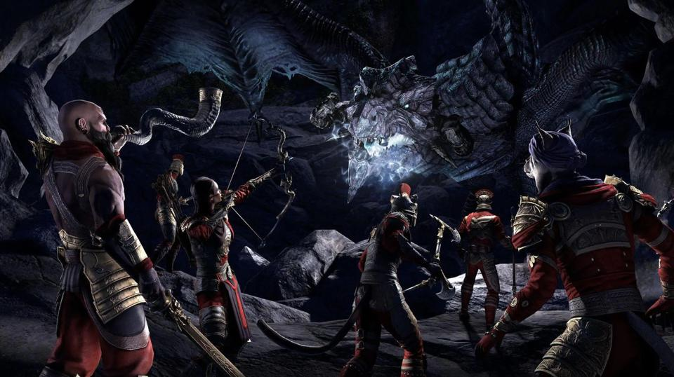 'Elder Scrolls Online' Final DLC For 2019 'Dragonhold' Will Introduce A New Zone And New Main Quest