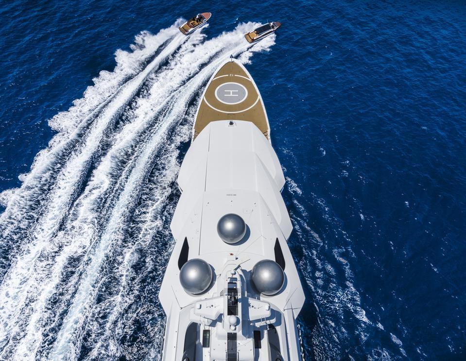 AMADEA, SUPERYACHT, Monaco Yacht Show