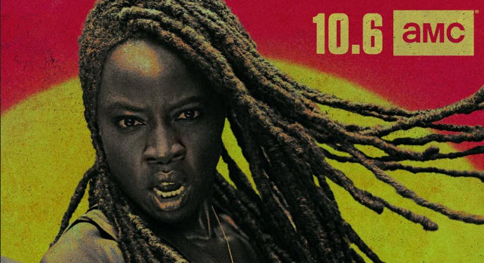 Now We Know Exactly Why Michonne Is Leaving 'The Walking Dead'