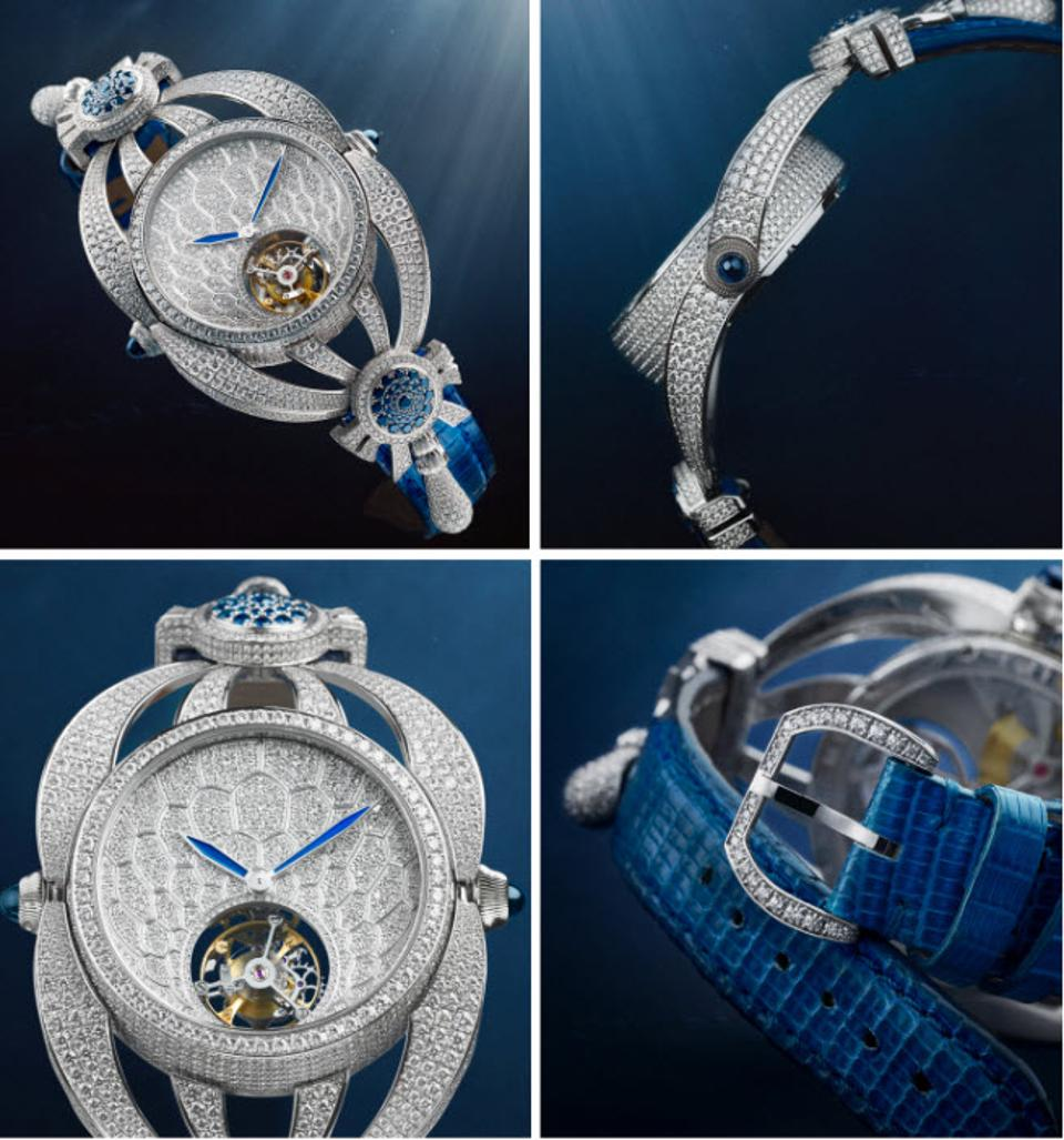 Niura Sapphire Watch