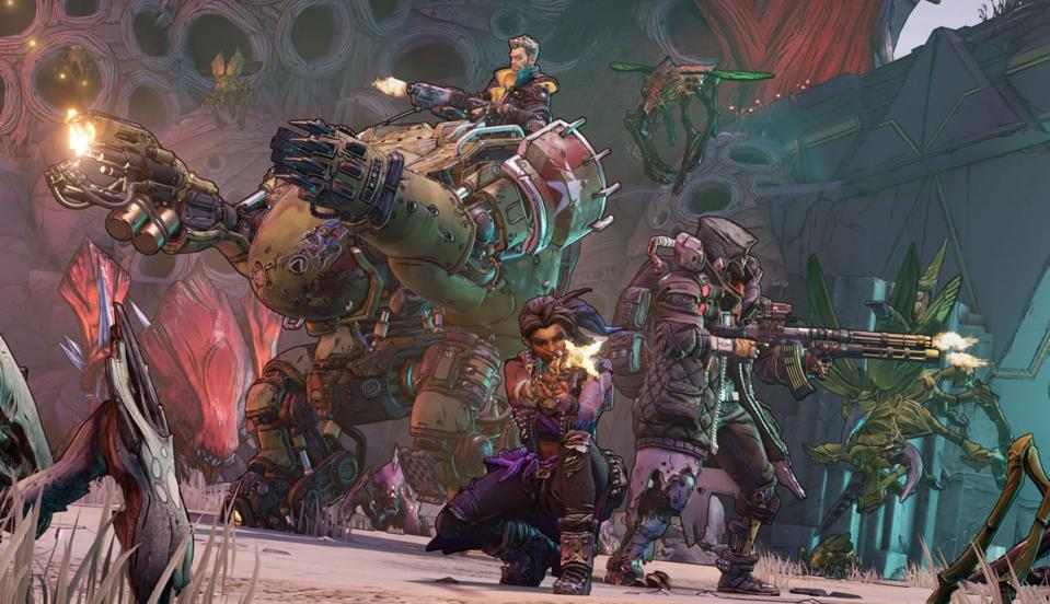 How To Reset Your Skills/Respec Your Character In 'Borderlands 3'