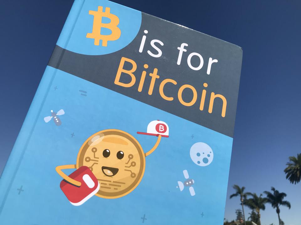 'B i s for Bitcoin' by Graeme Moore