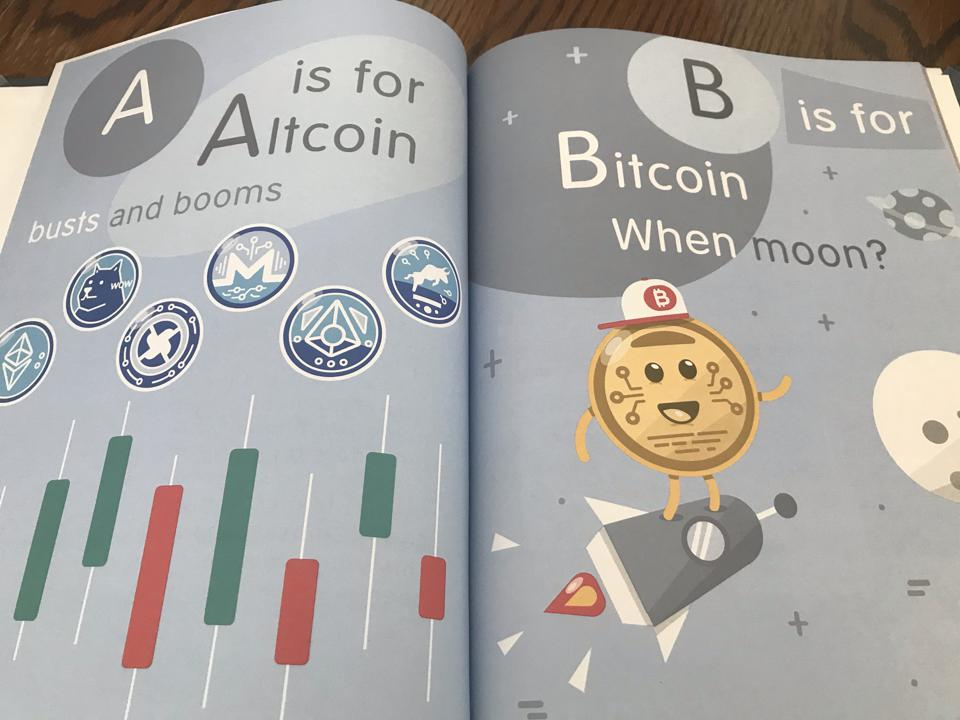 'B is for Bitcoin' by Graeme Moore.